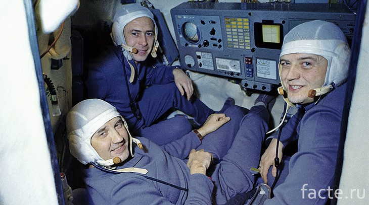 Экипаж Союз-11