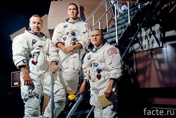 Экипаж Аполлон-8