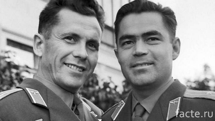 Николаев и Попович