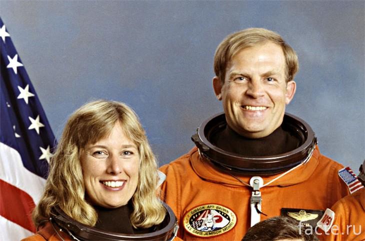 Супруги-космонавты