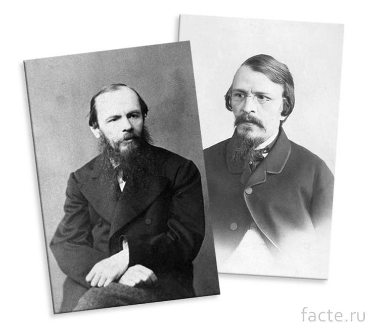 Братья Достоевские