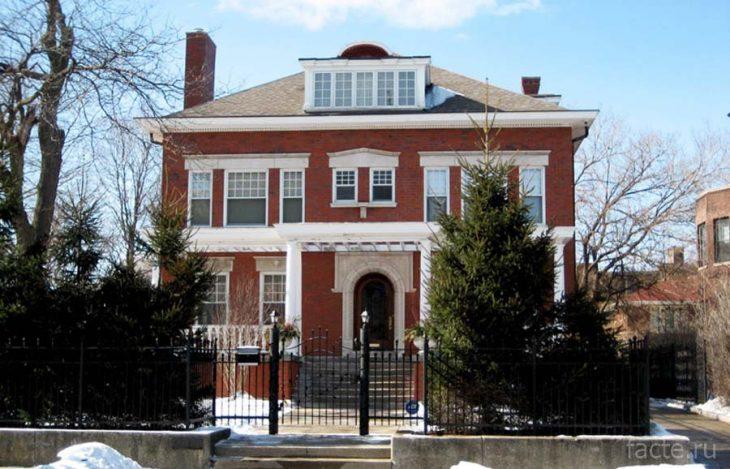 дом Барака Обамы