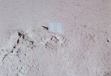 """""""Павший астронавт"""" - маленькая алюминиевая статуя на Луне"""