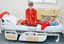 В Индии живет йог, который голодает уже 72 года подряд
