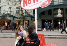 Бесплатная зона отсутствия WiFi