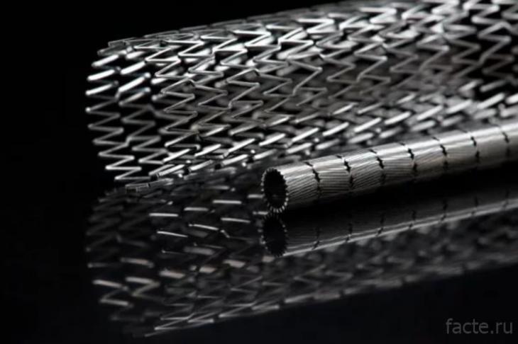 металл нитинол