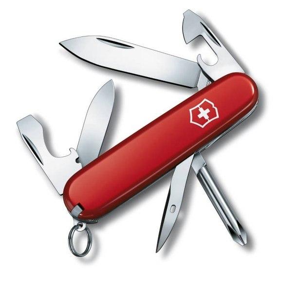 Как появился швейцарский армейский нож