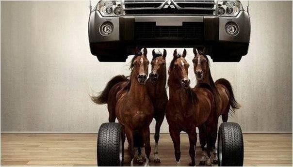 Почему мощность машин измеряют в лошадиных силах?