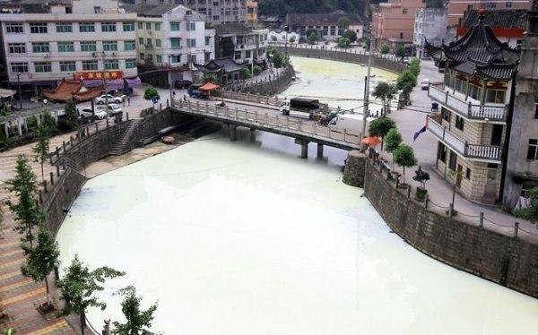 Самая молочная река