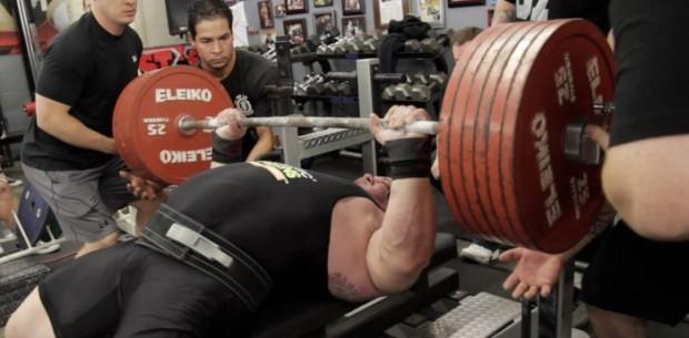 Вот что бывaет, когдa во время жимa рвутся мышцы