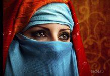 восточные женщины