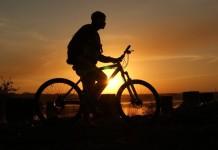 Как легко похудеть катаясь на велосипеде