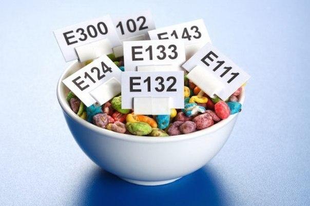 Список самых опасных для здоровья продуктов