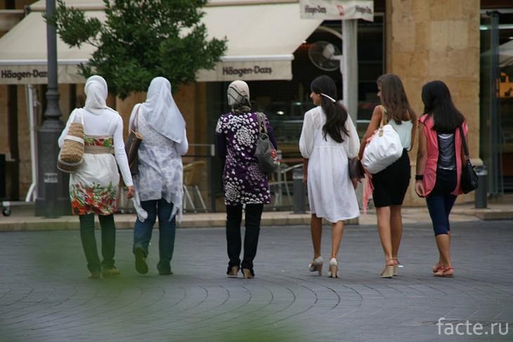Ливанские женщины