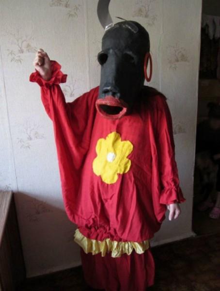 новогодние костюмы для детей фото