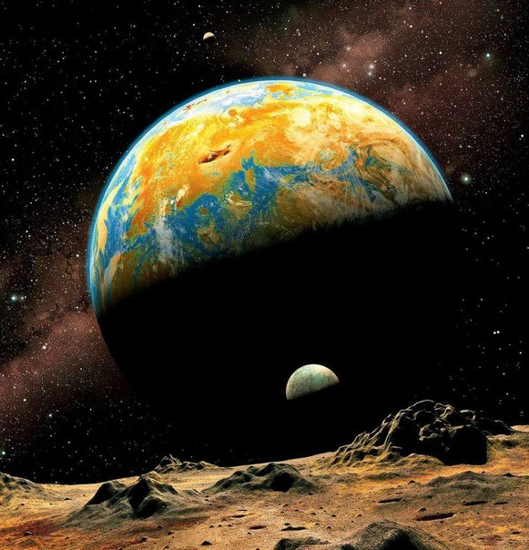 8 любопытных фактов о ближнем космосе