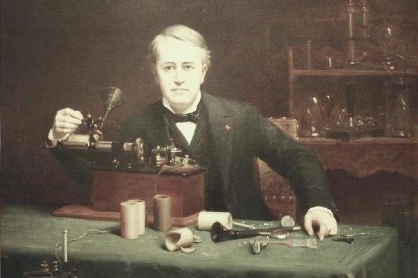 Томас Эдисон интересные факты