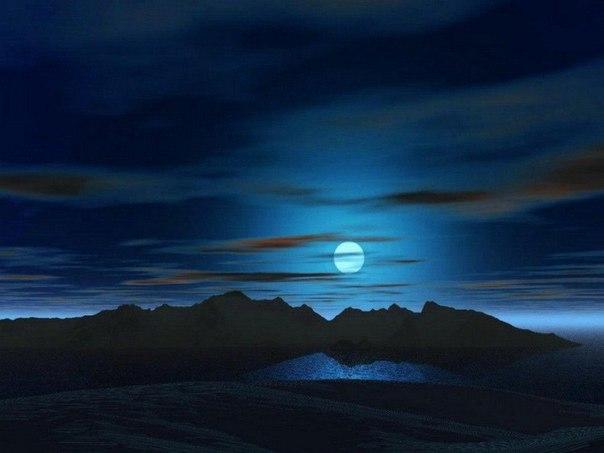 Почему нельзя смотреть на Луну?