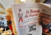 Какая газета выходит один раз в четыре года?