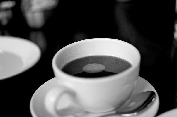 Черный кофе защищает от кариеса