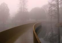 Почему туманы бывают только в безветренную погоду?
