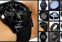 Часы швейцарской армии