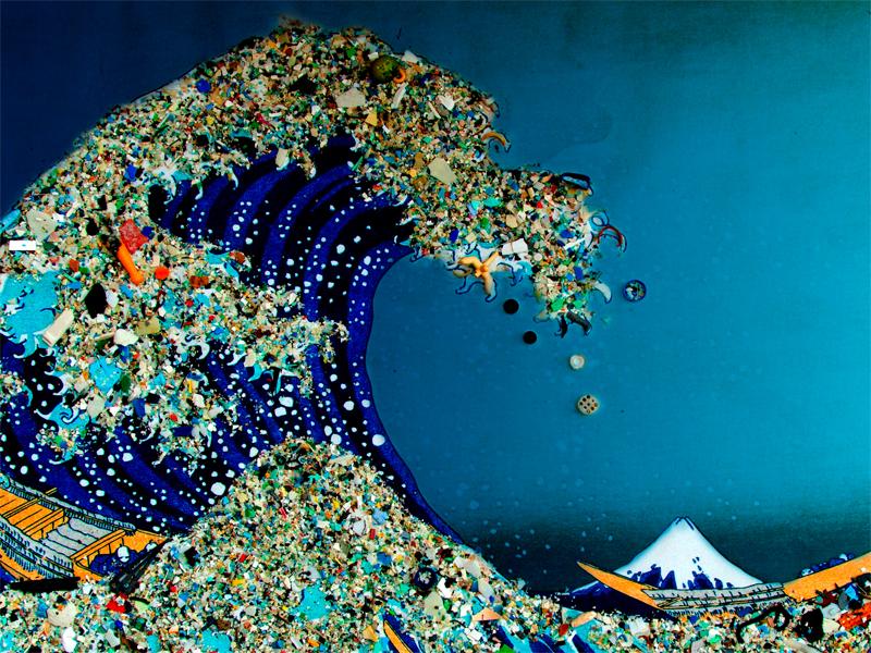 Тихоокеанский мусорный остров: миф или реальность?