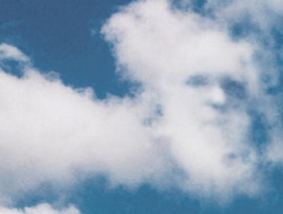 облака лица