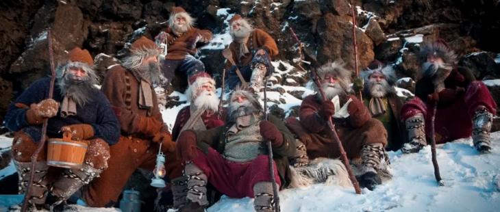 Исландия йольские парни