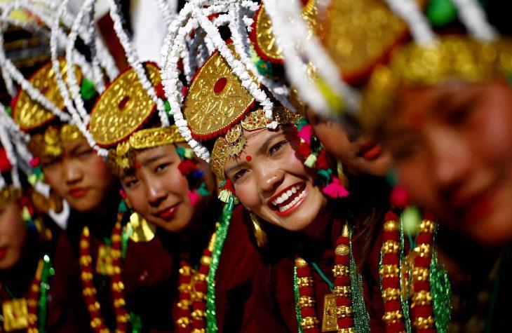 Новый год Тибет