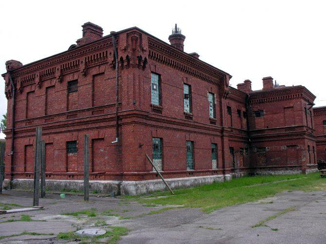 Латвия тюрьма