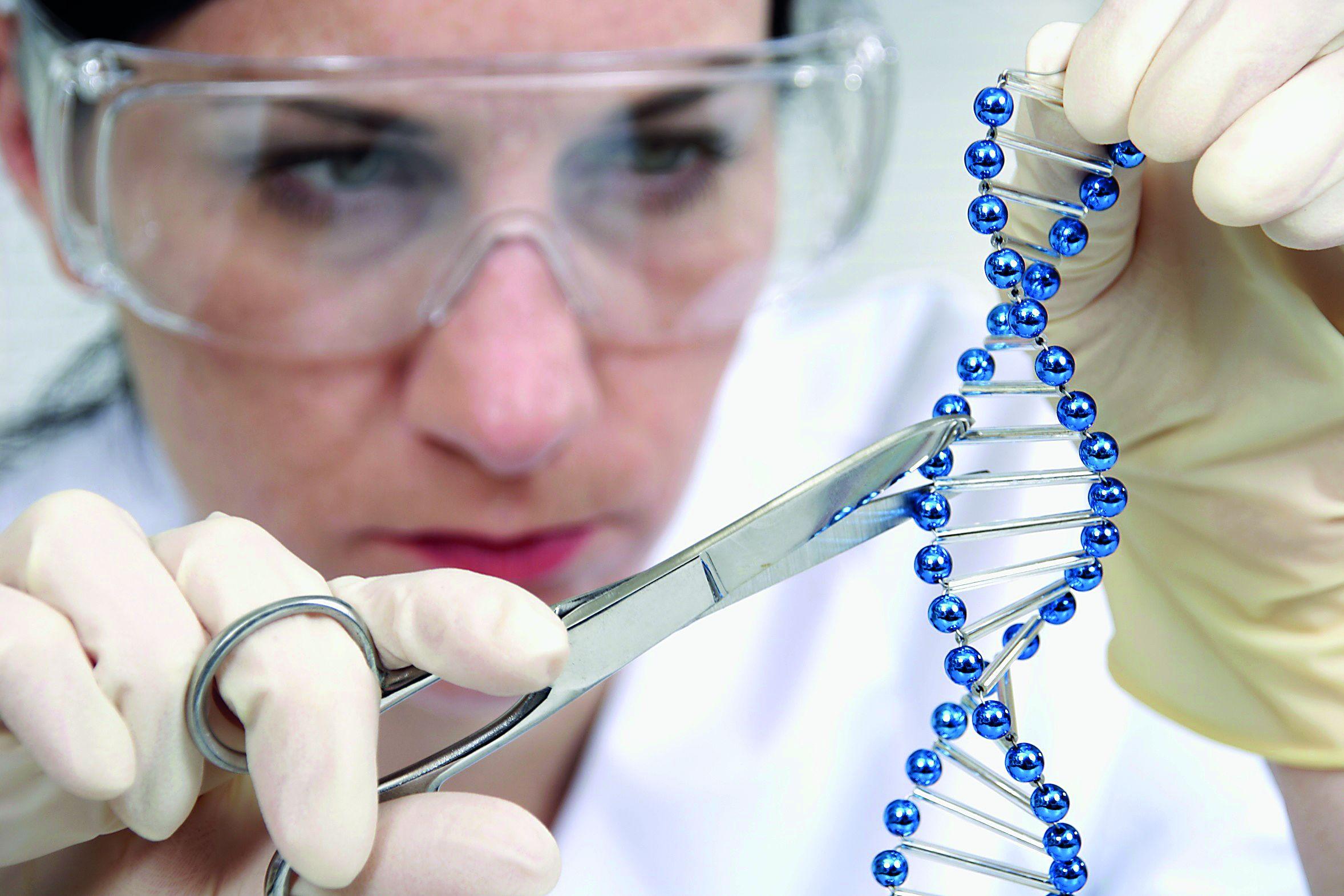 Новейшая технология редактирования ДНК человека