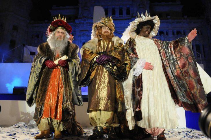 Испания День трех королей