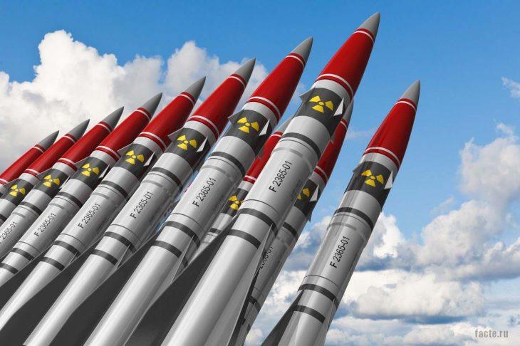 Разработка ядерного вооружения