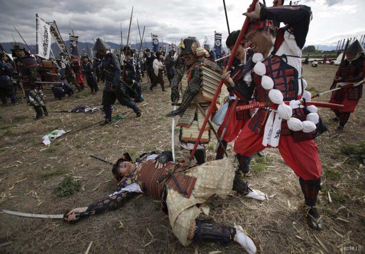 военные самураи