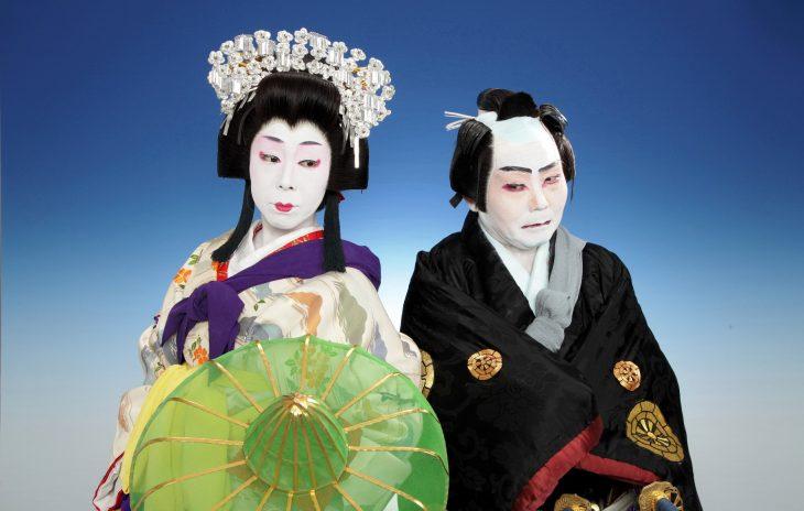 Факты о Японии - кабуки
