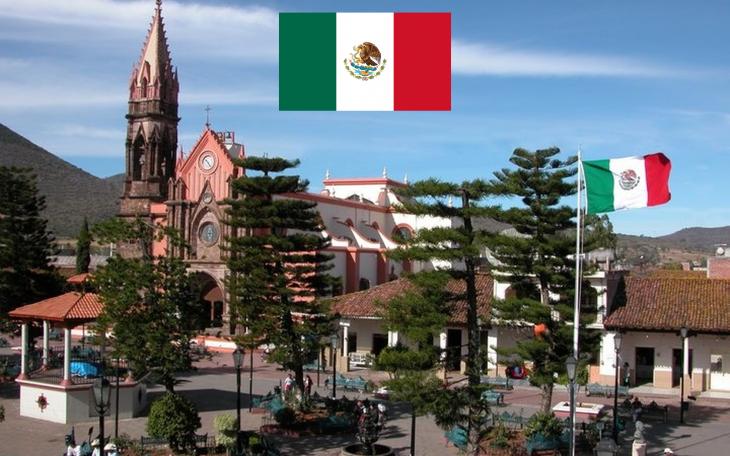 Мексика Чавинда