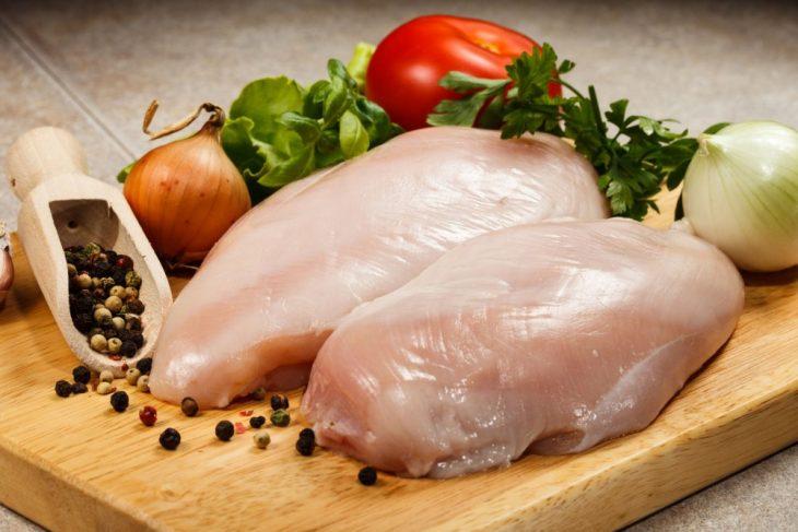 Мясо птицы