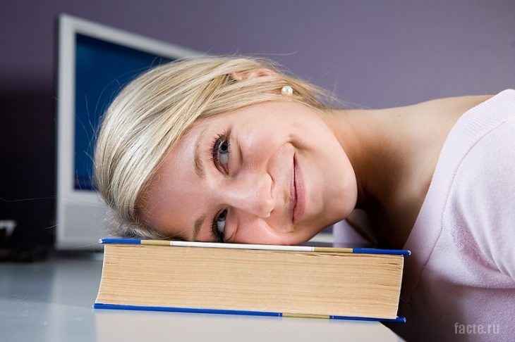 книги перед сном