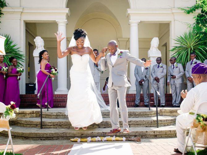 Свадьба в США