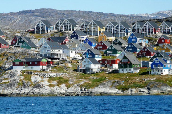Гренландия Нуук