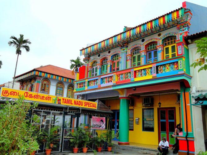 Маленькая Индия Сингапур