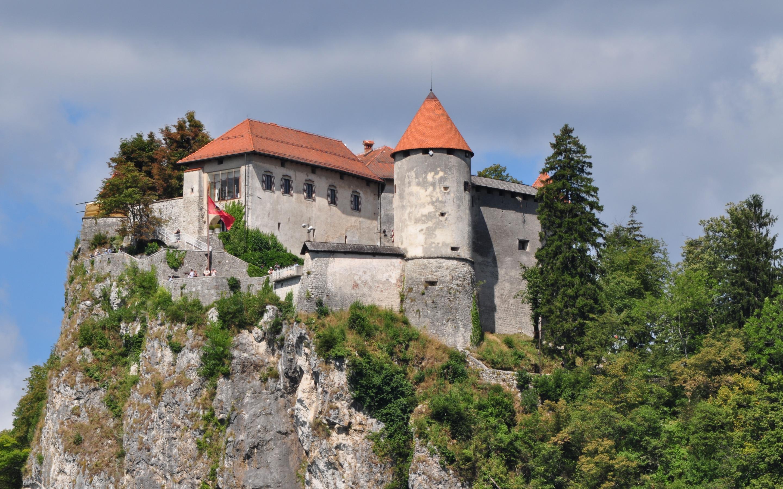 Словения замок Блед