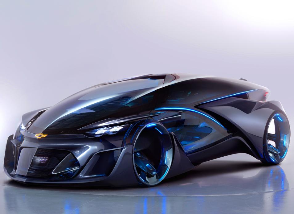 Авто ближайшего будущего: электрокары - наш личный трансорт