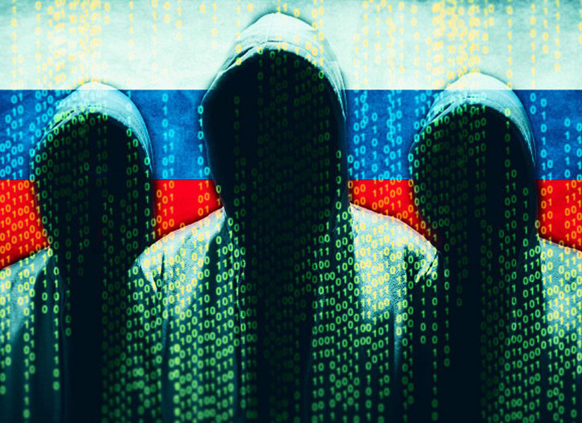 Компьютерная индустрия: русские хакеры