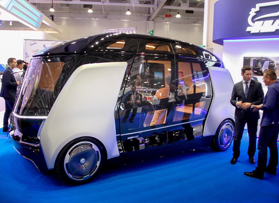 Беспилотные автомобили: искусственный интеллект