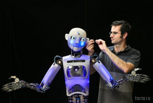 создатель роботов