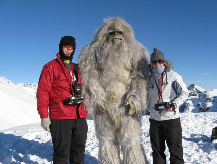 функциональности такое снежный человек в россии фото одежды