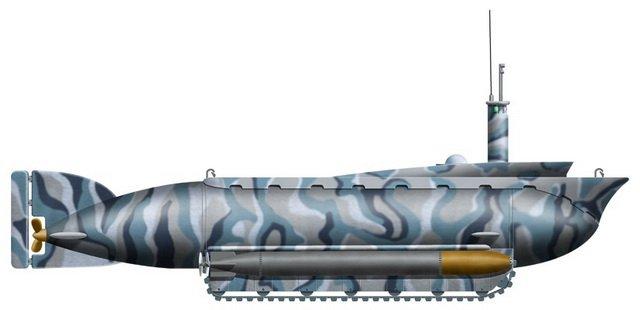 модель Зеетойфель