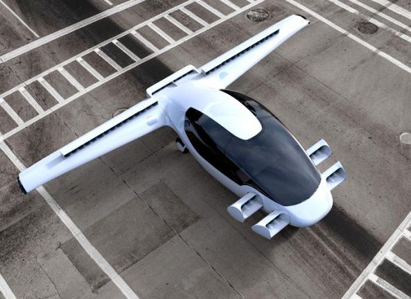 Пересаживаться в летающие автомобили люди могут начать уже через 3-5 лет